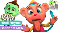 https://www.youtube.com/watch?v=wohhkbLppgE (maheshbabu96420) Tags: rhymes bandar mama latest nursery hindi for babies with lyrics