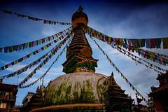 "A Buddhist Stupa In Kathmandu (El-Branden Brazil) Tags: kathmandu nepal buddhism stupa temples ""south asia"" asia"