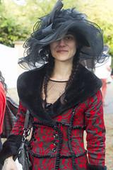 IMG_8282 (leroux.maximilien62) Tags: chapeau hat hut red black rouge noir