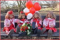 💗 Einen schönen Tag 💗 (Kindergartenkinder 2018) Tags: gruga essen kindergartenkinder annemoni milina sanrike tivi valentinstag
