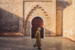Koutoubia - La moschea di Marrakech (CARLORICCI) Tags: moscheadellakutubiyya jāmiʿalkutubiyya marrakech aliibnyusuf minareto marocco morocco architetturaislamica moschea kasbahmarrakech