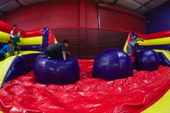 4725 Lava Pit (mliu92) Tags: belmont pumpitup birthday inflatable party nikkor 1635