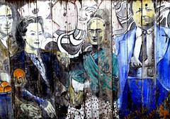 birthday photo walk & dinner, mural (nolehace) Tags: winter nolehace sanfranciso fz1000 119 mural streetart street art frida kahlo fridakahlo birthday walk event