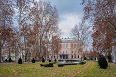 (Yvan Rouxel) Tags: cityofzagreb croatia january strossmayersoldmastersgallery wpcroatia winter zagreb zrinjevacpark hrv