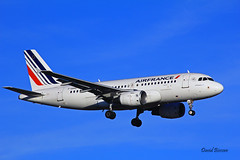 Airbus A319-111 n° 1471 ~ F-GRHU  Air France (Aero.passion DBC-1) Tags: spotting cdg 2013 dbc1 david aeropassion biscove aviation airport roissy aircraft avion plane airlines airliner airbus a319 ~ fgrhu air france