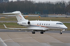 OE-HLL Bombardier BD100 Challenger 300 Stansted 02nd March 2019 (michael_hibbins) Tags: oehll bombardier bd100 challenger 300 stansted 02nd march 2019 business corporate corp corps executive exectuive jet jets aeroplane aerospace aircraft aviation airplane aero airfields airport airports civil commercial plane planes