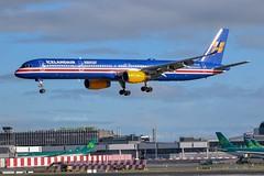 TF-ISX                                  B757-3E7                 Icelandair (Gormanston spotter) Tags: boeing b753 avgeek 2019 eidw gormanstonspotter b7573e7 icelandair tfisx