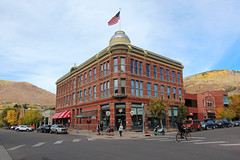 Elks Building - Aspen, Colorado (russ david) Tags: elks building aspen colorado architecture september 2018 autumn fall hyman ave galena street