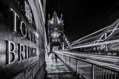 TOWER BRIDGE (WilsonAxpe) Tags: london city cityscape urban urbannightscape towerbridge
