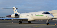 Global   RA-67241   AMS   20190220 (Wally.H) Tags: bombardier global express bd700 global6000 ra67241 ams eham amsterdam schiphol airport