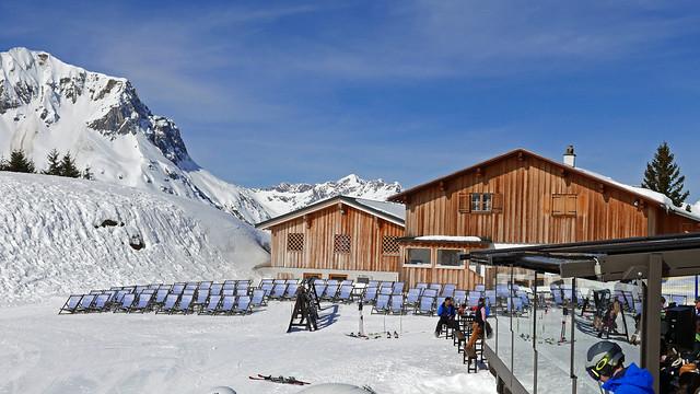 Zondepanelen in Lech