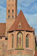 DSC_0347 (Andy961) Tags: polska poland malbork marienburg castle stmary ourlady catholic church churches apse gothic architecture unesco worldheritage