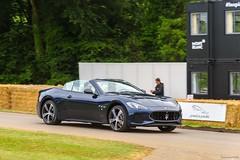 2018 Maserati GranTurismo (technodean2000) Tags: ©technodean2000 lr ps photoshop nik collection nikon technodean2000 flickr photographer d810 wwwflickrcomphotostechnodean2000 www500pxcomtechnodean2000 goodwood festival speed gos 2017 2018 maserati granturismo