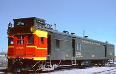 CB&Q PMC 9768 (Chuck Zeiler 52) Tags: cbq pmc 9768 burlington railroad gaselectric cheyenne train alchione chz
