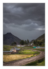 Stormy Paths. (JC Salinas - Visual Artist) Tags: cuzco peru landscape photo photographer