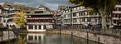 Strasbourg, France (Vasily Spirin) Tags: france strasbourg travel panorama mediumformat fujifilm gfs50s gf45mmf28 cityscape water longexposure architecture