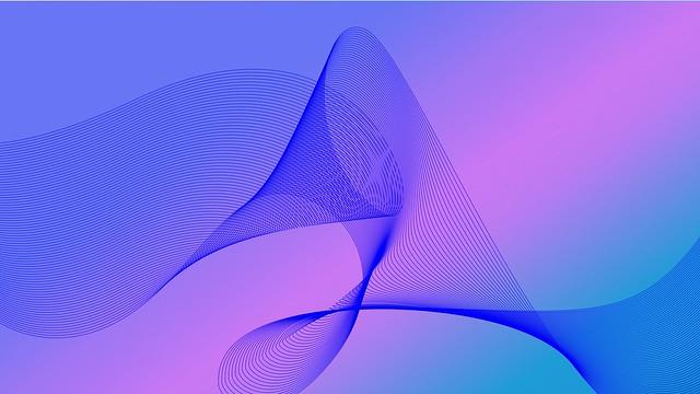 Обои абстракция, линии, волнистый картинки на рабочий стол, фото скачать бесплатно
