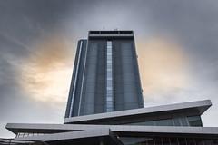 Hotel Osijek (Cortez_CRO) Tags: osijek croatia hrvatska hotel 2019 mood moody fog cloud clouds cloudy cityscape