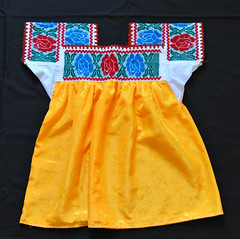 Totonac Blouse Puebla Mexico Textiles (Teyacapan) Tags: totonaca blusa puebla sanmarcoseloxochitlan textiles embroidery ropa clothing
