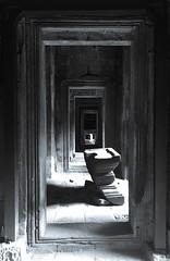 endless perspective (joannab_photos) Tags: infinity perspective travel angkor siemreap cambodia