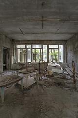 Kindergarten2 (www.vanishingnewengland.com) Tags: urbex chernobyl pripyat abandoned decay explore travel school kindergarten