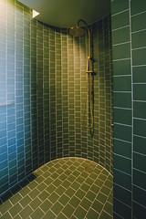 Shower (Leighton Wallis) Tags: sony alpha a7r mirrorless ilce7r 55mm f18 emount 1635mm f40 brisbane qld queensland australia hotel calile