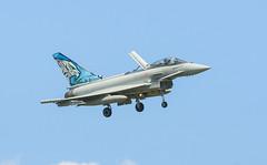 Eurofighter Typhoon (Boushh_TFA) Tags: eurofighter typhoon 3640 mm 7322 italian air force aeronautica militare am nato tiger meet 2018 31st base krzesiny poznan poland epks nikon d600 nikkor 300mm f28 vrii