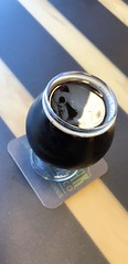 Black Mountain Stout (hinxlinx) Tags: beer drink alcohol glass table brewery brewing double peak black mountain stout