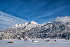Säuling und Koflerjoch im Winter (stefangruber82) Tags: alpe alpen tirol tyrol winter snow schnee sonne sun mountains berge
