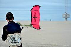 _8889089 - Kopie (T and F Bollen) Tags: kite monster netherlands kiteboarding beach