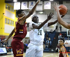 2018-19 - Basketball (Boys) - A Championship - F. Douglass (59) v. New Dorp (51)-033 (psal_nycdoe) Tags: publicschoolsathleticleague psal highschool newyorkcity damionreid public schools athleticleague psalbasketball psalboys boysa roadtothechampionship marchmadness highschoolboysbasketball playoffs hardwood dribble gamewinner gamewinnigshot theshot emotions jumpshot winning atthebuzzer frederickdouglassacademy newdorp 201819basketballboysachampionshipfrederickdouglass59vnewdorp51 frederick douglass new dorp city championship 201819 damion reid basketball york high school a division boys championships long island university brooklyn nyc nycdoe newyork athletic league fda champs