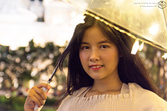 One more time, one more love ❤ (Phi Trieu Photography) Tags: girl teen cute beautiful pretty smile lovely longhair umbrella fairylight light night portrait portraiture chândung phitrieuphotography nikon nikond7100 d7100 sigma sigma1750 outdoor ngoàitrời