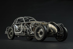 M-130-2 (Stirling_Moss) Tags: cmc 118 m130 alfaromeo8c2900b rollingchassis focusstacking productphotography modelcar tabletopphotography