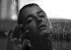 Talitha (instagram: atya_35mm) Tags: kodak tmax portrait shower girl blackandwhite shootfilm analogue analoguephotography 120mm mediumformat mood