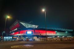Ashton Gate at Night (Baker_1000) Tags: 2019 bristol stadium football ashtongate ashtongatestadium ashton bristolcity bristolcityfc night winter longexposure nikon d90 nikond90 raw