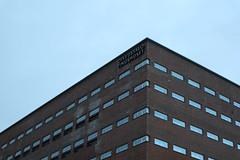 Oikeustalo (Courthouse). Ruoholahti, Helsinki (Josh Khaw) Tags: court helsinki finland building architecture brick finnish courthouse ruoholahti angles block cube oikeustalo suomi