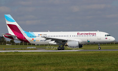 D-ABDP (Ken Meegan) Tags: dabdp airbusa320214 3093 eurowings dublin 1042019 kroatienvollerleben istrien decal airbusa320 airbus a320214 a320