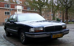 Buick Park Avenue (Skylark92) Tags: nederland netherlands holland utrecht city stad onk origineel nederlands kenteken buick park avenue 38i v6 jpsr59 1994