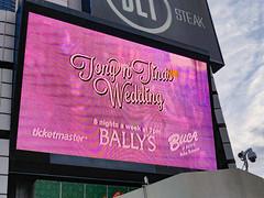 IMG_20190209_070641 (DrFortyseven) Tags: vegas2019 tony tina wedding lasvegas sign lcd