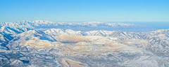 Departing SLC (ruifo) Tags: nikon d850 nikkor 50mm f12 ais rock rocky mountain mountains utah colorado us usa landscape aisagem montanhã montaña aerial delta air lines flight snow winter neve nieve inverno invierno polar vortex slc kslc atl katl aerea aérea nature natureza naturaleza mine mining mineria