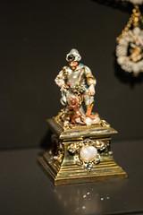 Tiny sultan of pearls (quinet) Tags: 2017 amsterdam antik netherlands rijksmuseum ancien antique museum musée