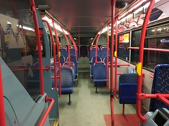 Interior shot of National Express West Midlands Dennis Trident 2/Alexander ALX400 4362 (BX02 AVV) (Liam1419) Tags: bx02avv 4362 alexanderalx400 dennistrident2 nationalexpresswestmidlands