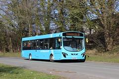 Arriva Midlands - FL63DXV, 3787 (M.R.P Photography) Tags: arriva arrivamidlands deutschebahn vdl vdlsb200 wrightbus wrightpulsar2 fl63dxv 3787
