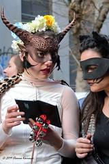 Carnival in Athens (Eleanna Kounoupa) Tags: ελλάδα αθήνα κεραμεικόσ καρναβάλι απόκριεσ άνθρωποι διασκέδαση greece athens keramikos carnival people fun δρόμου street portraits πορτρέτα γυναίκεσ women