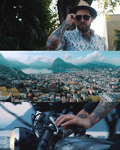It's always fun to film in our hometown Lugano! Have a look at our friend @yaricopt cruising through the city! Link in bio 🎥 #ticinomoments #lugano #truecolorfilms