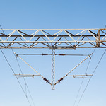 Electricity Installations Over Railway thumbnail
