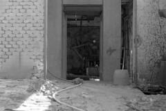 MCM | Archeologia Industriale (Marco Martucciello) Tags: marcomartucciello marcomartucciellofotografia mcm abandoned archeologiaindustriale salerno nikonf6 nikon nikkor cotoniere ilfordhp5 hp5 blackandwhite pellicola film manifatturecotonieremeridionali