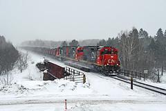 03-01-2019 High at Kelsey (Missabefan) Tags: dmir cn canadiannational sd403 tunnelmotor