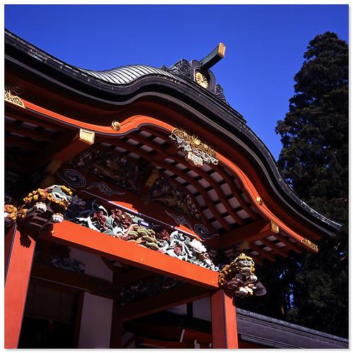 Kirishima grand shrine - 霧島神宮
