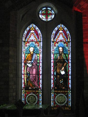 The Hebrew Prophet Ezekiel Window and the Prophet Malachi Window by Ferguson and Urie; the Former Saint George's Presbyterian Church - Chapel Street, St Kilda East (raaen99) Tags: fergusonandurie fergusonanduriestainedglass fergusonurie fergusonuriestainedglass victorianstainedglass nineteenthcenturystainedglass 1880 1880s floralpattern saintgeorgespresbyterianchurch saintgeorgesunitingchurch saintgeorgeschurch saintgeorgesstkildaeast saintgeorgeseaststkilda stgeorgespresbyterianchurch stgeorgesunitingchurch stgeorgeschurch stgeorgesstkildaeast stgeorgeseaststkilda unitingchurch presbyterianchurch presbyterian eaststkilda stkildaeast chapelstreet chapelst church placeofworship religion religiousbuilding religious melbourne nineteenthcentury victorian victoriana 19thcentury victoria australia gothicrevivalarchitecture gothicarchitecture gothicrevivalchurch gothicchurch gothicbuilding gothicrevivalbuilding ecclesiastical gothicrevivalstyle gothicstyle architecturallydesigned albertpurchas architecture building window stainedglass stainedglasswindow lancet lancetwindow detail bible biblical quote biblicalquote biblicalfigure hebrew malachi prophet prophetmalachi man male hebrewprophetezekiel ezekiel